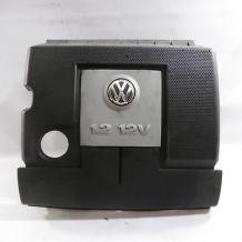 2007 VOLKSWAGEN POLO 1.2 12V PETROL AIR FILTER BOX/ENGINE COVER 03E129607P