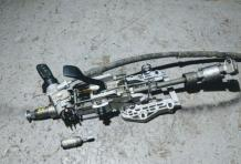 Audi A6 allroad 2.5 TDI 2004 steering column ignition barrel lock and key