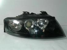 2001 / 2005 Audi A4 - DRIVERS HEADLIGHT / HEADLAMP 8H0941004BB - 5236416