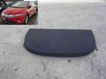 boot parcel shelf  honda civic 1.8 mk8 vo06ecf 05-11 sheffield