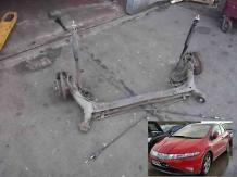 axel rear beam complete honda civic 1.8 mk8 vo06ecf 05-11 sheffield