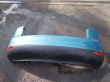 VW GOLF PLUS S 2005-2009 BUMPER (REAR) BLUE