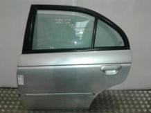 1999 / 2001 Honda Accord - SILVER - PASSENGERS BARE REAR DOOR & WARRANTY 1207222