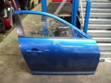 FRONT DOOR Mazda RX8 2003 To 2008 BLUE DRIVERS SIDE & WARRANTY - 1071753
