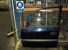 FRONT DOOR Vauxhall Zafira 1999 To 2005 BLUE PASSENGER SIDE & WARRANTY -1133173