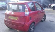 REAR AXLE Microcar  M-GO 2010 On SXi 3 Door Hatchback AXLE ASSEMBLY - 7328419