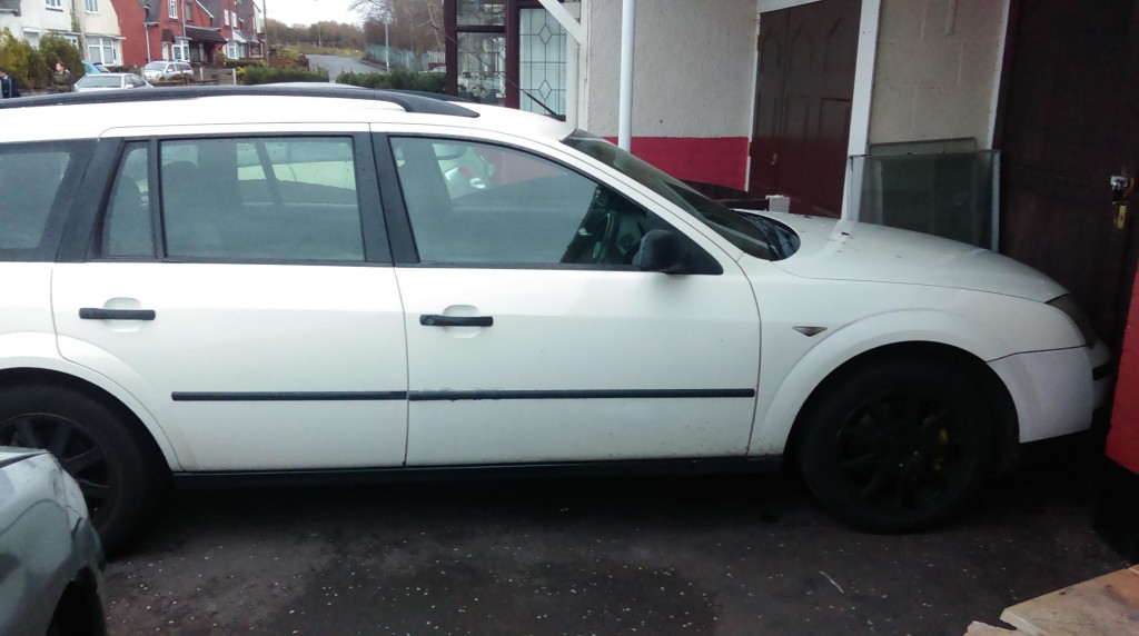 FORD MONDEO DIESEL ESTATE