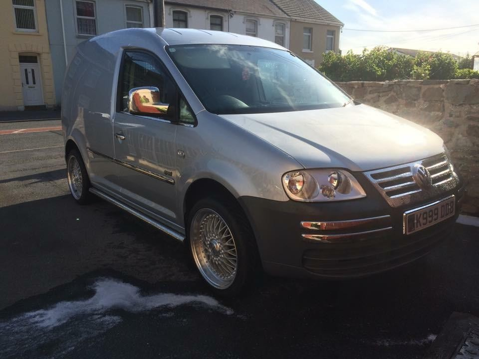 VOLKSWAGEN CADDY C20 TDI 104