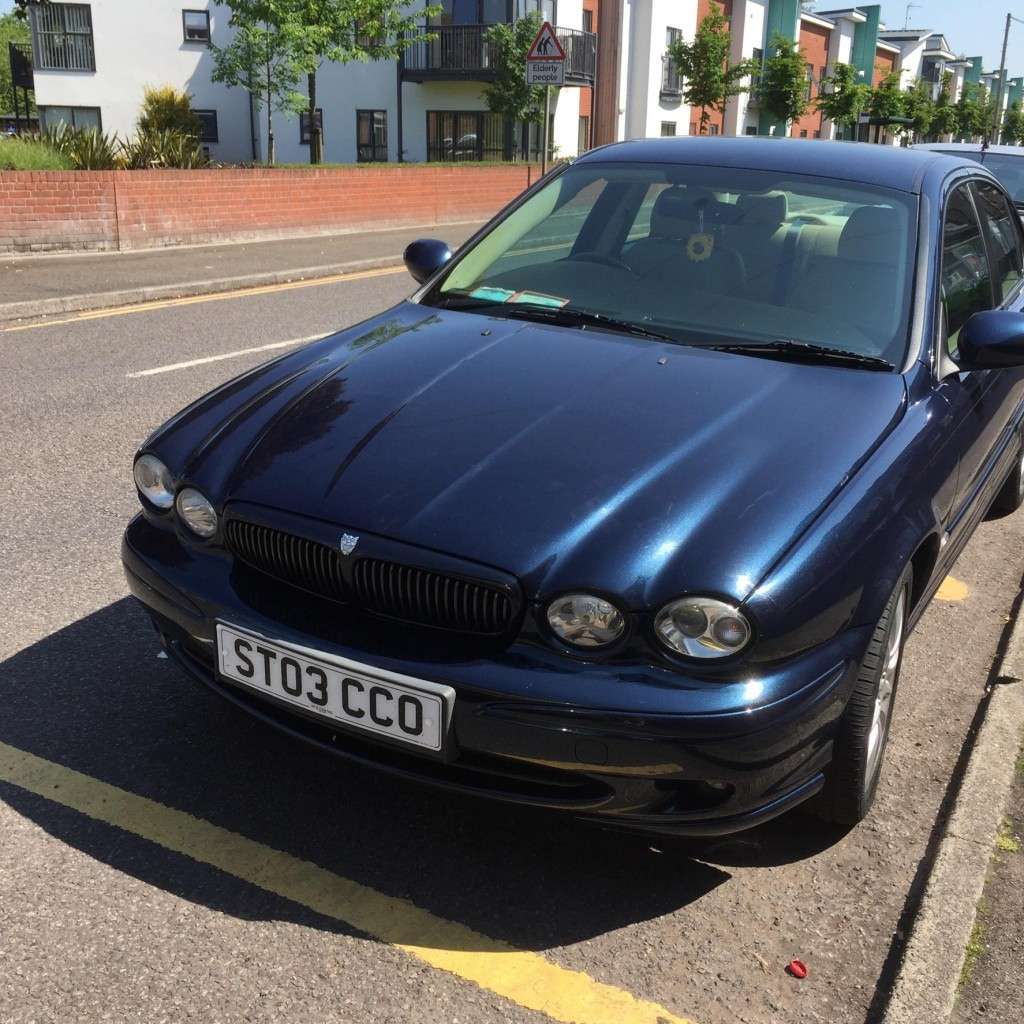 JAGUAR X-TYPE S D