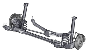 Rear Axle Image