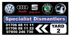 Specialist Dismantlers logo