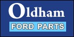 Oldham Ford Parts logo