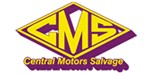 Central Motors Salvage logo