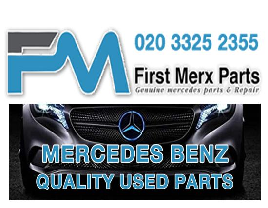 First Merx Parts Ltd logo