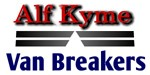 Alf Kyme Van Breakers Ltd logo