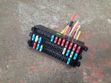renault trafic sh29 1 9 dci 2003 interior fuse and relay box