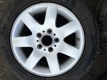 BMW E60 / E61 5 SERIES 16 INCH ALLOYS WITH TYRE #23