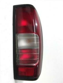 Navara 2005-2008 D40 Rear Tail Light Lamp N//S Passenger Left