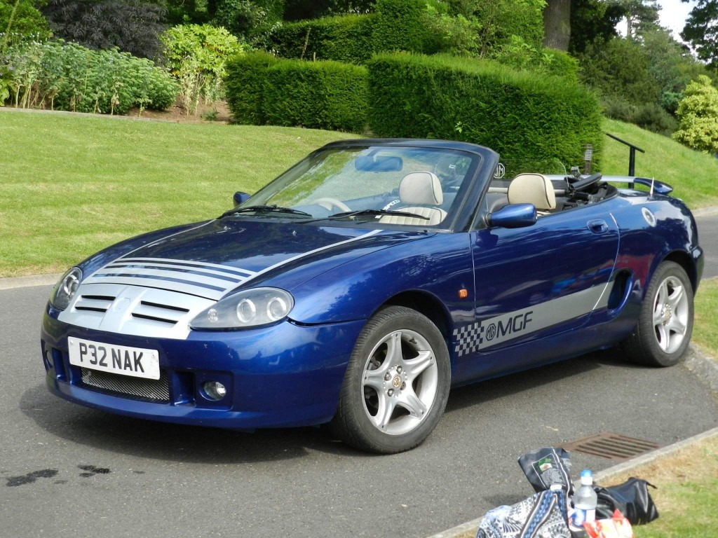 Mg tf parts for sale genuine mg tf car spares breakers mg vanachro Gallery