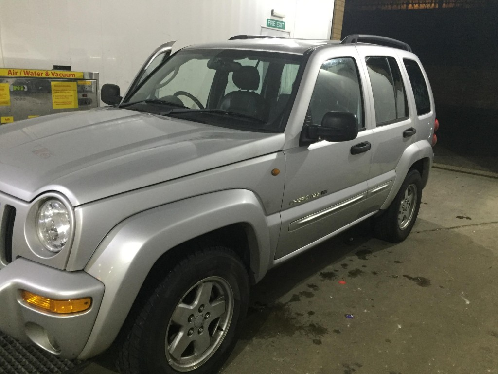 JEEP CHEROKEE 3.7 LIMITED AUTO