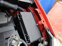 fiat punto sport 2005 2015 1368 fuse box in engine bay