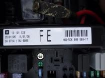 vauxhall astra 2004 2006 1 8 fuse box in engine bay