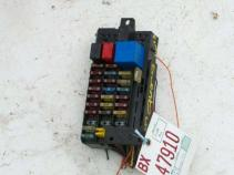fiat seicento 1998 2003 1 1 fuse box in engine bay